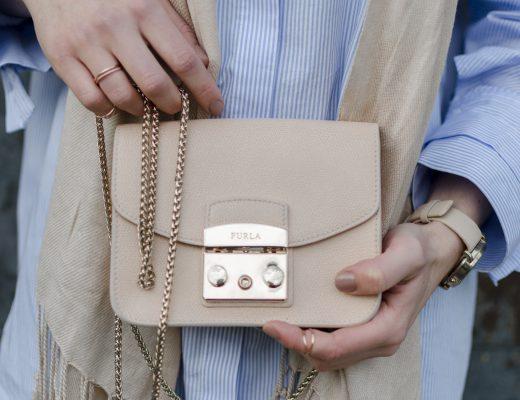 Header Micro-Bag frontal mit Uhr und Ringen