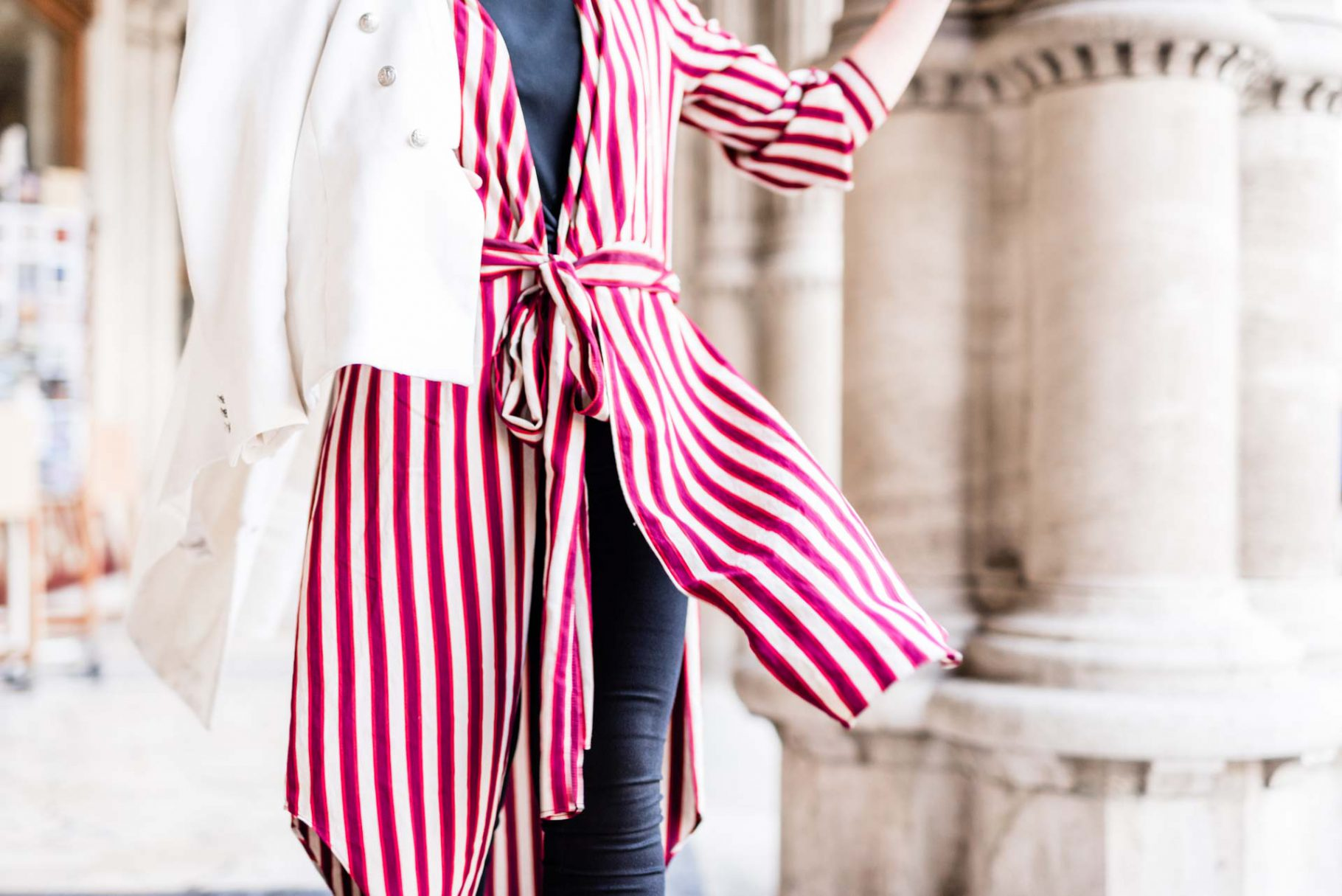 #maximaCOMEPASS: STRIPES GALORE