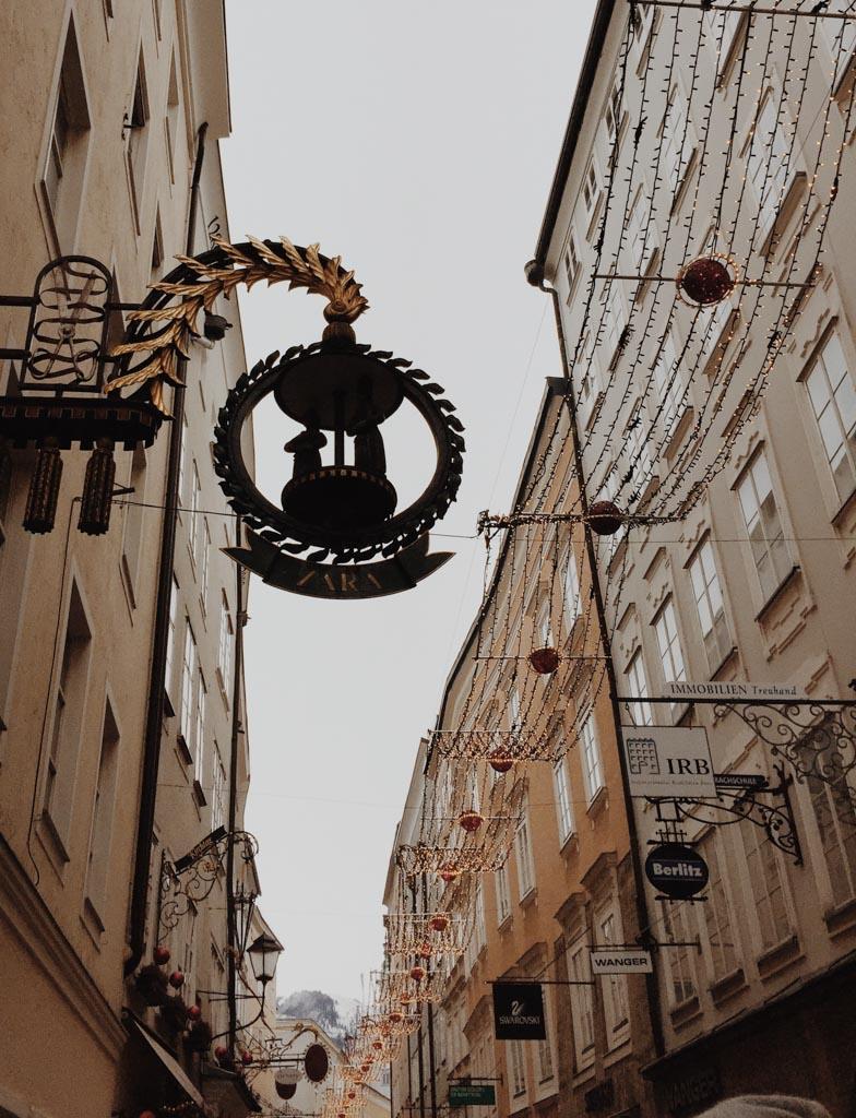 Salzburg // Christkindlmarkt Edition Altstadt