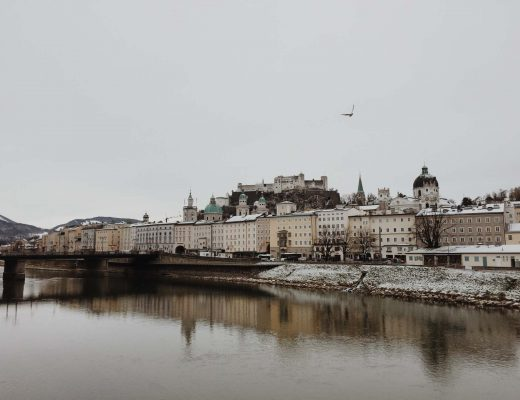 Salzburg // Christkindlmarkt Edition Header