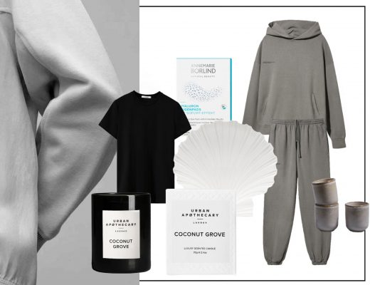 Stay In, Collage, Must-haves